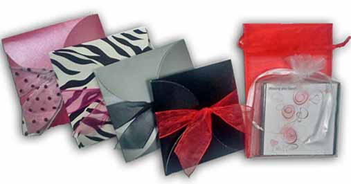 New Gift Wrap Options